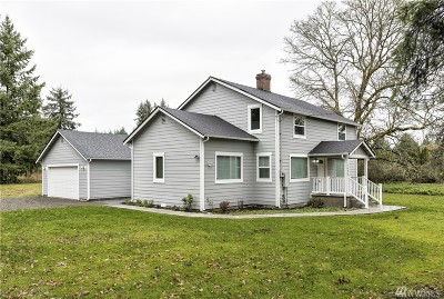 Lacey Single Family Home For Sale: 7930 Pacific Ave. SE.