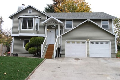 Seattle, Bellevue, Kenmore, Kirkland, Bothell Single Family Home For Sale: 4605 S Raymond Place