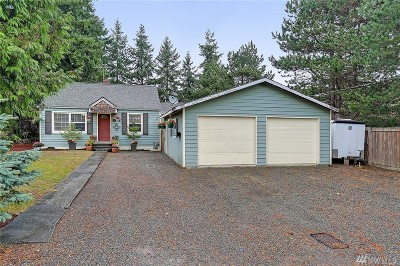 Burien Single Family Home For Sale: 1426 SW 148th St