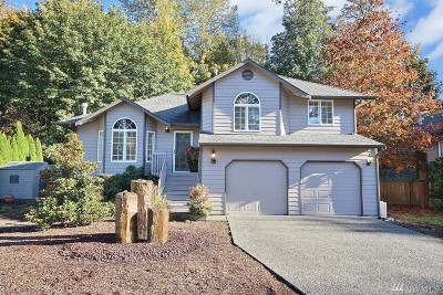 Covington Single Family Home For Sale: 19912 SE 261st Ct