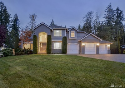 Duvall Single Family Home Contingent: 28503 NE 149th Place