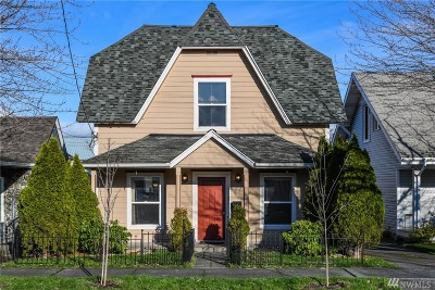 Anacortes Single Family Home For Sale: 812 5th St