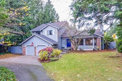 Redmond Single Family Home For Sale: 17522 NE 136th St