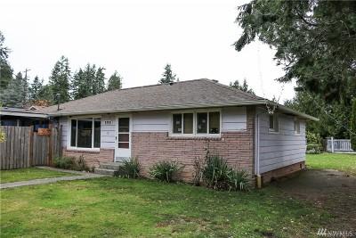 Everett Single Family Home For Sale: 1911 73rd Street SE