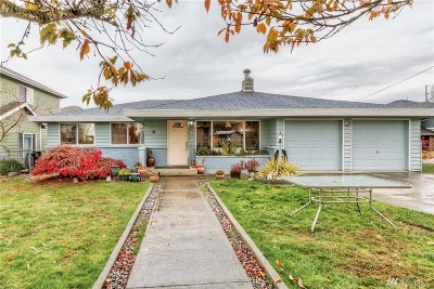 Renton Single Family Home For Sale: 706 S 23rd St