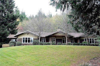 Port Ludlow WA Single Family Home For Sale: $559,500