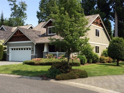 Blaine Single Family Home For Sale: 5459 Tananger Rd