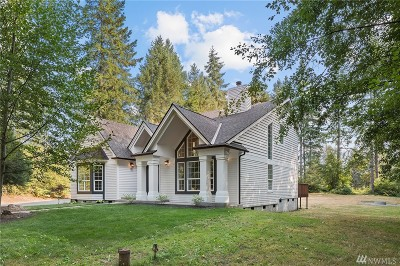 Gig Harbor Single Family Home For Sale: 9710 159th St NW