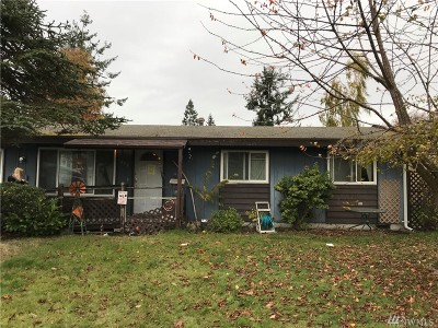 Federal Way Single Family Home For Sale: 1072 S 317th St