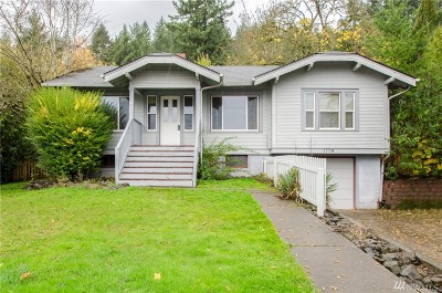 Chehalis Single Family Home For Sale: 1704 S Market Blvd