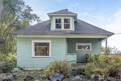 Snohomish Single Family Home For Sale: 9614 Lowell-Sno River Rd
