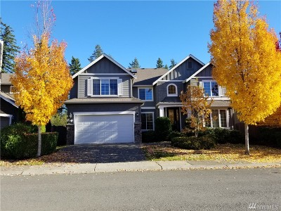 Sammamish Single Family Home For Sale: 1334 275 Place SE