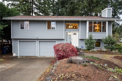 Federal Way Single Family Home For Sale: 33835 31st Ave SW