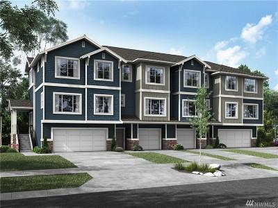Everett Single Family Home For Sale: 3409 31st Dr #9.5