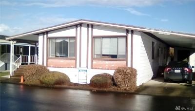 Auburn Mobile Home For Sale: 3611 I St NE #237