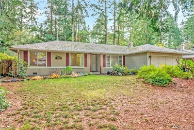 Gig Harbor Single Family Home For Sale: 6708 40th St Ct NW
