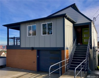 Single Family Home For Sale: 4008 32nd Ave SW