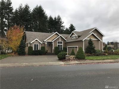 Thurston County Single Family Home For Sale: 7039 Ashdown Lane SE