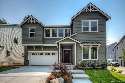Sammamish Single Family Home For Sale: 3352 234th Place SE