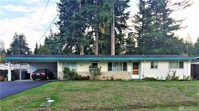 Edmonds Single Family Home For Sale: 24031 102nd Place W