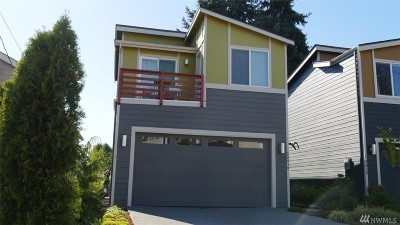 Burien Single Family Home For Sale: 12419 2nd Ave SW