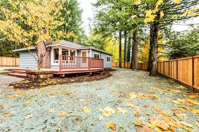 Olympia Single Family Home For Sale: 6932 NW Old Olympic Hwy