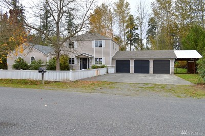 Puyallup Single Family Home For Sale: 9817 66th Ave E