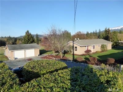 Mount Vernon Single Family Home For Sale: 23005 Gunderson Rd