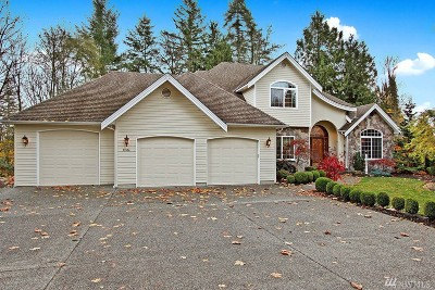 Snohomish Single Family Home For Sale: 11514 46th St SE
