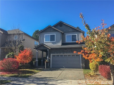 Bothell Single Family Home For Sale: 16014 35th Park SE