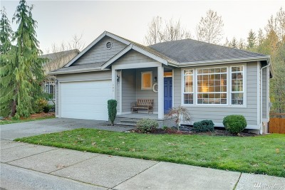 Bellingham WA Single Family Home For Sale: $430,000