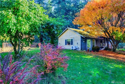Langley Single Family Home Pending: 5287 Langley Rd