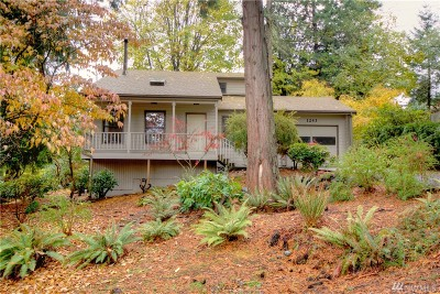 Tumwater Single Family Home For Sale: 1243 Bay Loop SW