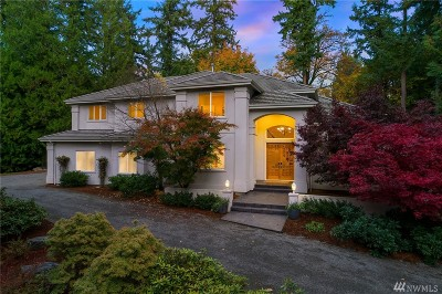 Sammamish Single Family Home For Sale: 1922 202nd Place SE