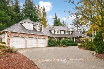 Woodinville Single Family Home For Sale: 14350 155th Ave NE