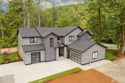 Carnation Single Family Home For Sale: 4449 332nd Ave NE