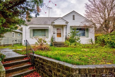 Tacoma Single Family Home For Sale: 3506 S Ainsworth Ave