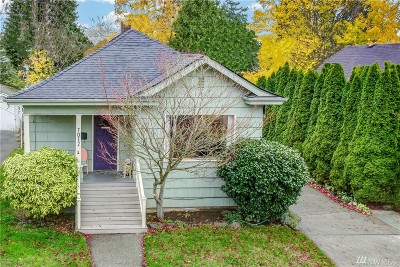 Seattle Single Family Home For Sale: 7012 22nd Ave NW
