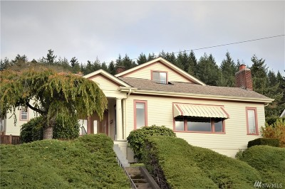 Chehalis Single Family Home For Sale: 254 SE Washington Ave