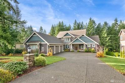 Gig Harbor Single Family Home For Sale: 13806 47th Av Ct NW