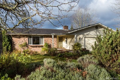 Mount Vernon Single Family Home For Sale: 3414 Trumpeter Dr