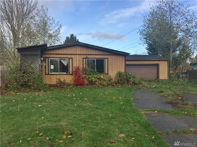 Federal Way Single Family Home For Sale: 1708 SW 349th Place