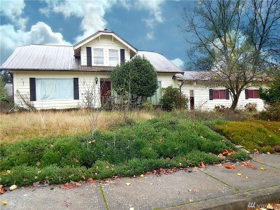 Winlock Single Family Home For Sale: 1409 NE 1st St