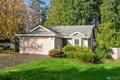 Maple Valley Single Family Home For Sale: 21810 SE 249th Place