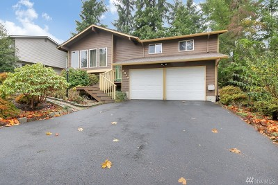 Federal Way Single Family Home For Sale: 2310 SW 306th Place