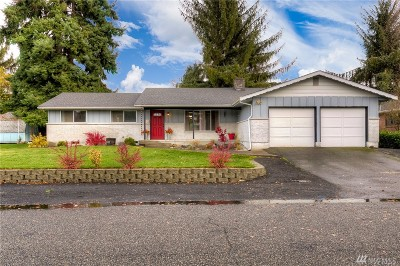 Olympia Single Family Home For Sale: 6212 Hogan Dr SE