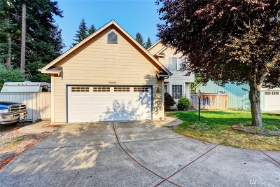 Puyallup Single Family Home For Sale: 13203 76th Ave E