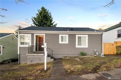 Everett Single Family Home For Sale: 1215 Everett Ave
