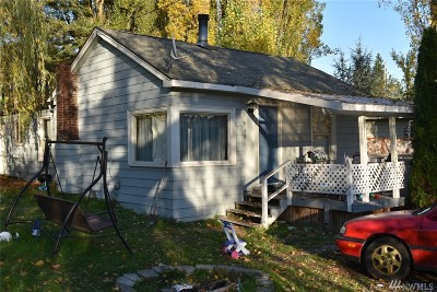 Seattle Single Family Home For Sale: 7838 S Langston Rd