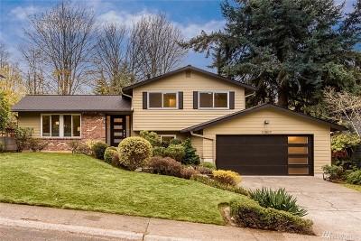 Single Family Home For Sale: 12807 NE 136th St
